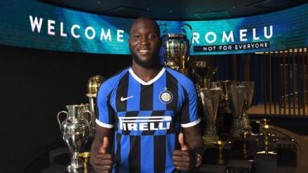 Romelu Lukaku nuevo jugador de Inter de Milán por 80 millones de euros
