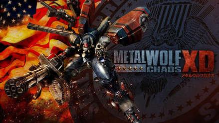 Lo bueno, lo malo y lo feo de Metal Wolf Chaos XD