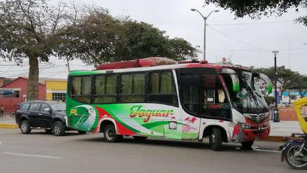Delincuentes fingen ser pasajeros y asaltan bus con 23 personas en Trujillo
