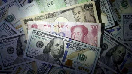 Tipo de cambio: Dólar cierra el jueves con leve caída ante la divisa china