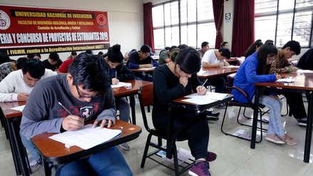 Test | Las 12 preguntas más fáciles de la prueba de Matemática del Examen de Admisión UNI 2019-II