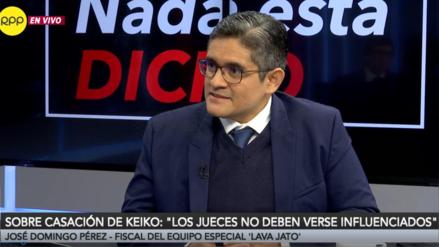 José Domingo Pérez: