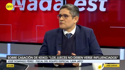 José Domingo Pérez: Amado Enco