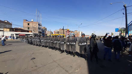 Tía María | Fiscalía investiga a ocho personas por protestas violentas en Arequipa [Video]