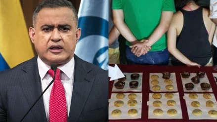 Fiscal chavista reportó detención de vendedores de galletas de marihuana en balance de su gestión