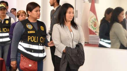 Abogada de Keiko Fujimori sobre recurso de casación: