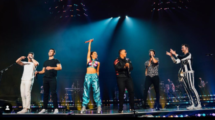 Los Jonas Brothers y su gran concierto junto a Daddy Yankee, Natti Natasha y Sebastián Yatra