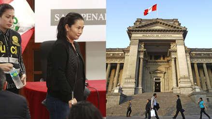 ¿Qué viene luego que la Corte Suprema no llegó a un acuerdo sobre el futuro de Keiko Fujimori?