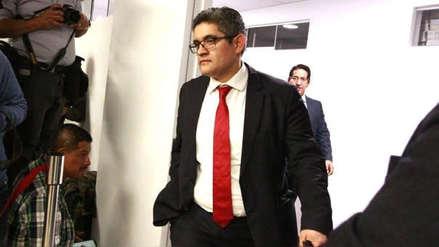 Fiscalía de Arequipa abre investigación a José Domingo Pérez por presunto plagio de tesis