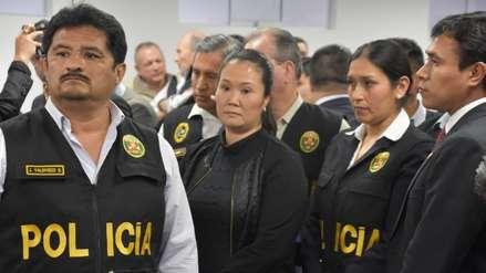 Corte Suprema postergó resolución de pedido de Keiko Fujimori para salir de prisión