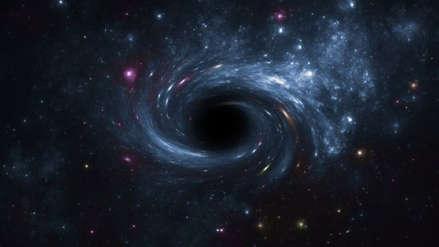 ¡Aterrador! Descubren un agujero negro seis veces más grande que todo el Sistema Solar