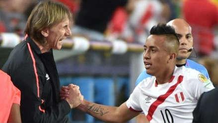 Selección Peruana: prensa brasileña dio detalles de la charla entre Ricardo Gareca y Christian Cueva