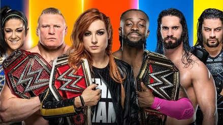 Cartelera de WWE SummerSlam 2019, el segundo evento más grande de la compañía en el año