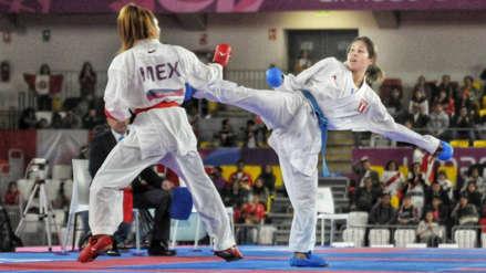 ¡Bicampeona! Alexandra Grande ganó medalla de oro karate en los Juegos Panamericanos