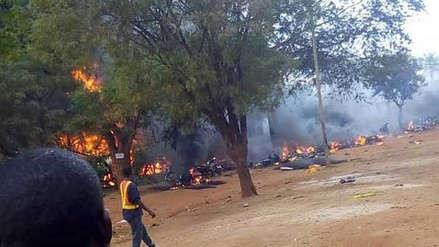 Más de 60 muertos al estallar un camión cisterna con petróleo en Tanzania