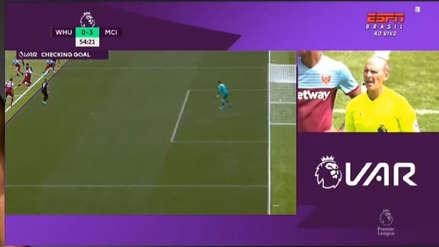 El VAR se llevó el protagonismo en su estreno en la Premier League 2019