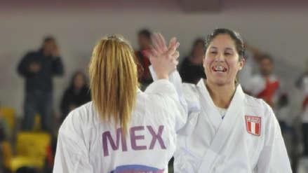 ¡Le hace honor a su apellido!: así fue la celebración de Alexandra Grande tras ganar el oro en Panamericanos