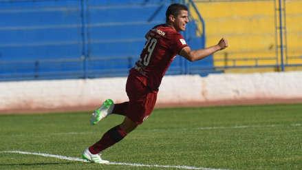 ¡Clasificado a cuartos de final! Universitario venció 2-0 a Los Caimanes por la Copa Bicentenario