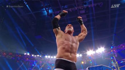 Goldberg se reivindicó en SummerSlam 2019 y humilló a Dolph Ziggler