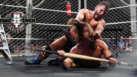 WWE nos regaló una de las mejores luchas de toda su historia: Adam Cole vs. Johnny Gargano