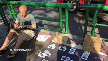 Viajar para mendigar: Bali no ayudará más a los ciudadanos extranjeros que piden dinero en las calles