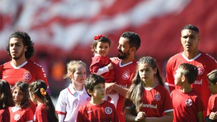 Con Paolo Guerrero, Internacional empató 0-0 ante Corinthians por la jornada 14 del Brasileirao