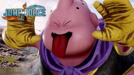 Personaje de Dragon Ball Z, Majin Buu, se une al elenco de Jump Force