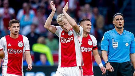 Donny van de Beek: