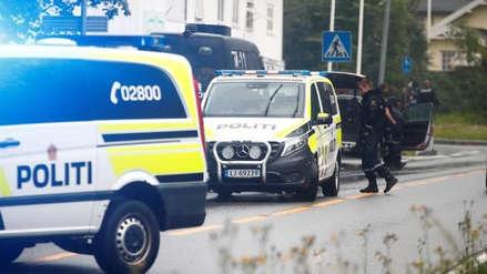 Tiroteo en una mezquita de Noruega: un herido, un detenido y un cadáver hallado en las cercanías