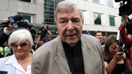Cardenal culpado de pederastia compara su sufrimiento al de Jesús