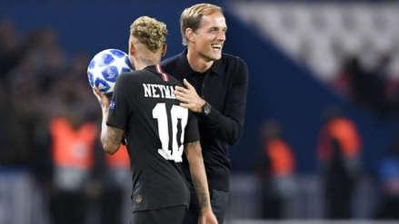 La última declaración del técnico del PSG sobre Neymar: