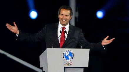 Presidente de Panam Sports: