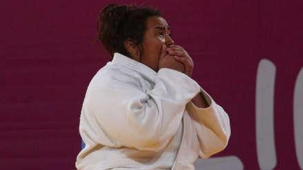 ¡Rompió en llanto! 14 imágenes de la victoria de Yuliana Bolívar en Judo que le valió la medalla de bronce