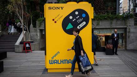 10 fotos del legendario Walkman que sigue sonando 40 años después de su nacimiento