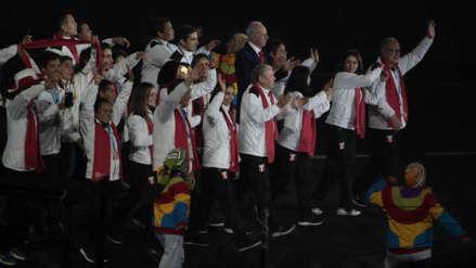 Las 20 mejores fotos de la salida de las delegaciones en la clausura de los Juegos Panamericanos