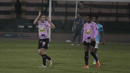 ¡Golazo! Sebastián Gonzales marcó el empate de Sport Boys ante Sporting Cristal