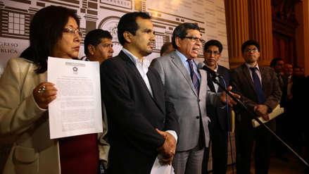 Frente Amplio exige al Ejecutivo la cancelación definitiva del proyecto minero Tía María