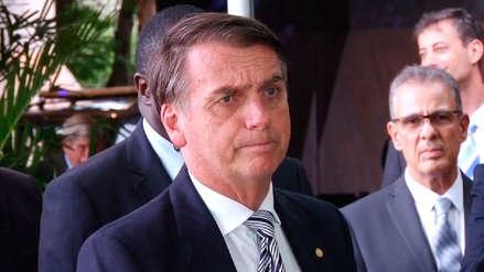 Bolsonaro teme que ola de refugiados argentinos llegue a Brasil si el kirchnerismo gana