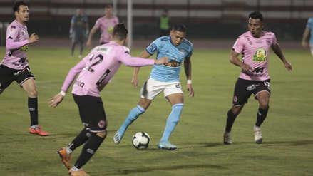 Sporting Cristal venció por penales a  Sport Boys y clasificó a los cuartos de final de la Copa Bicentenario