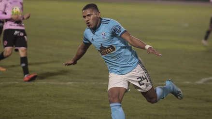 ¡Abrió el marcador! Fernando Pacheco puso el primer gol de Sporting Cristal ante Sport Boys