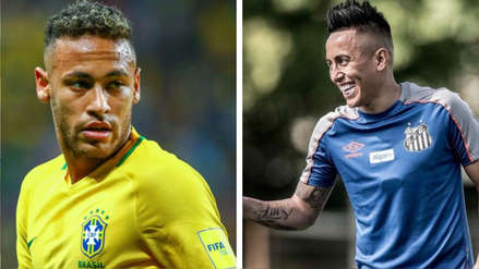 ¡Pudo ser compañero de Christian Cueva! Presidente de Santos reveló que buscó repatriar a Neymar con una cesión