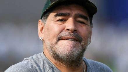 Diego Armando Maradona sobre su retiro: