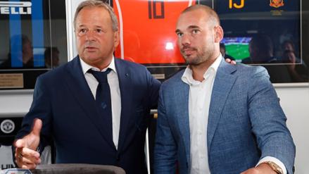 Anunció su retiro: Sneijder deja el fútbol y se convertirá en directivo de club holandés