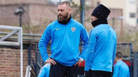 ¡No falta nada! ¿Cuándo debutará Daniele de Rossi con la camiseta de Boca Juniors?