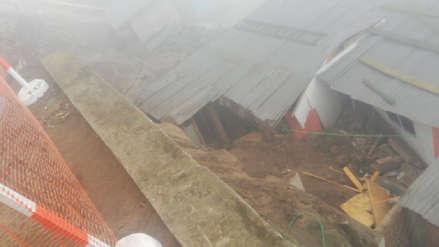 SJL: Vecinos exigen que Sedapal asuma responsabilidad por caída de muro sobre vivienda