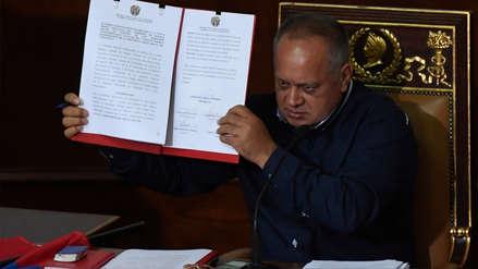 Chavismo quita inmunidad a diputados opositores y evalúa adelantar elecciones legislativas