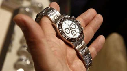 Delincuentes balean a turista austriaco para robarle su lujoso reloj en San Isidro