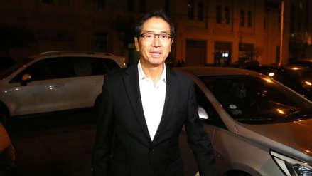 Jaime Yoshiyama y Pier Figari ya se encuentran en el penal Castro Castro