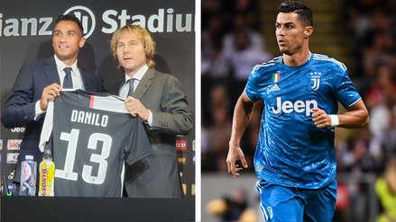 Cristiano Ronaldo | La broma de Danilo al portugués en su presentación con Juventus: