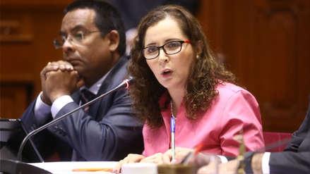 Fuerza Popular reelige a Rosa Bartra como presidenta de la Comisión de Constitución
